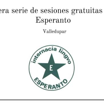 Esperanto en Valledupar