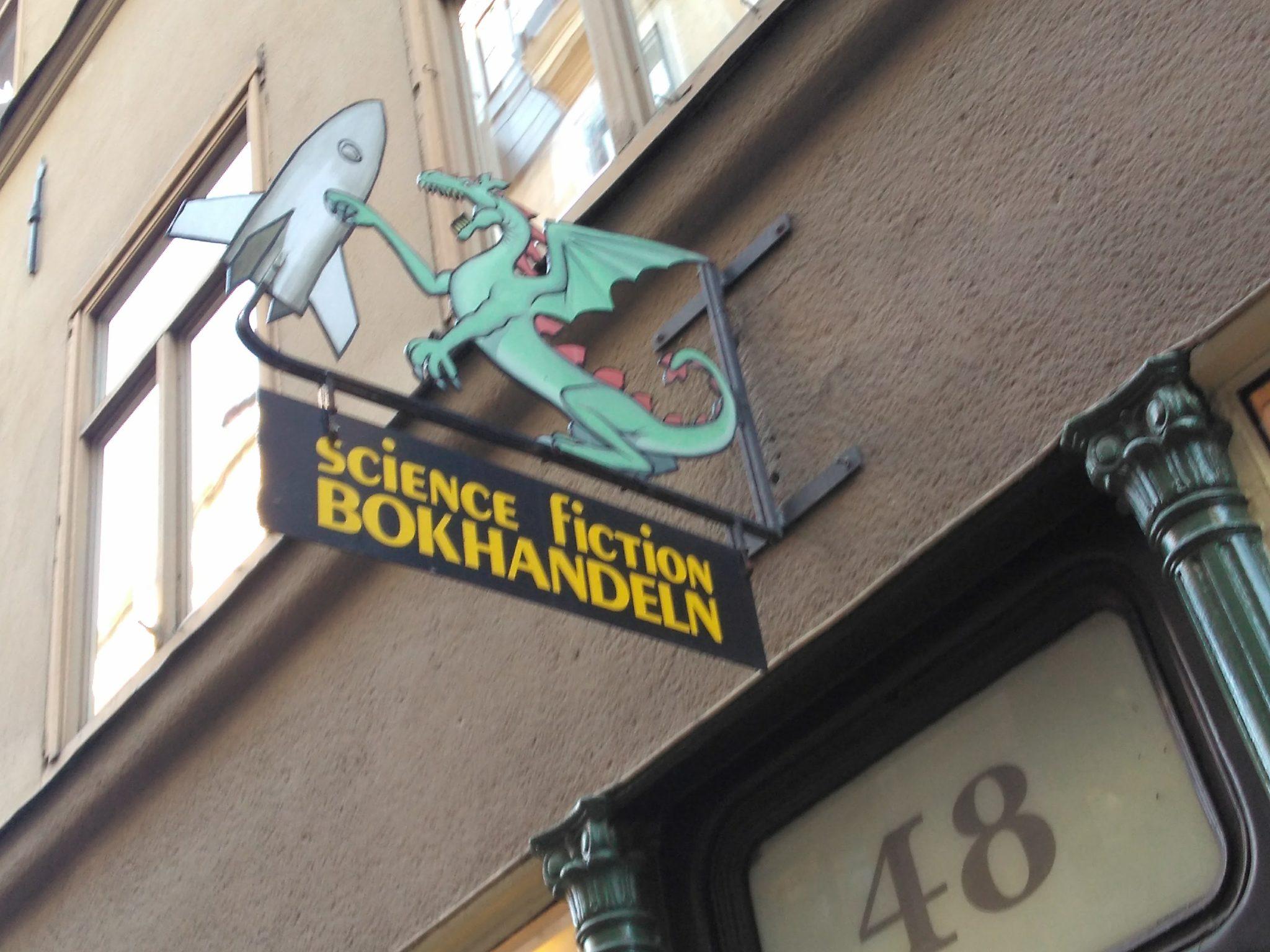 Libroaventuro en Stokholmo 2