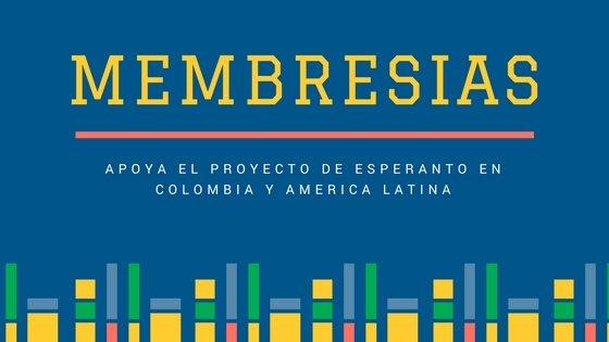 membresias esperanto