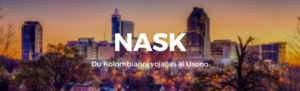 NASK: + Dos Colombianos