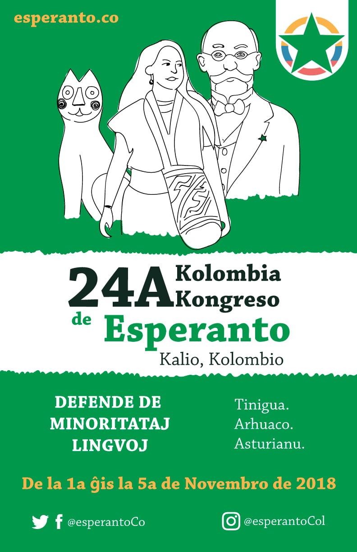 congreso de esperanto 2018