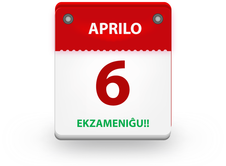 KER-EKZAMENOJ EN KALIO - APRILO DE 2019 6