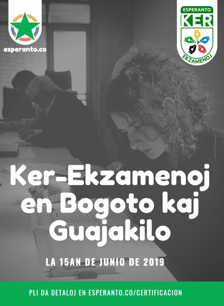 Certificación de Esperanto 1