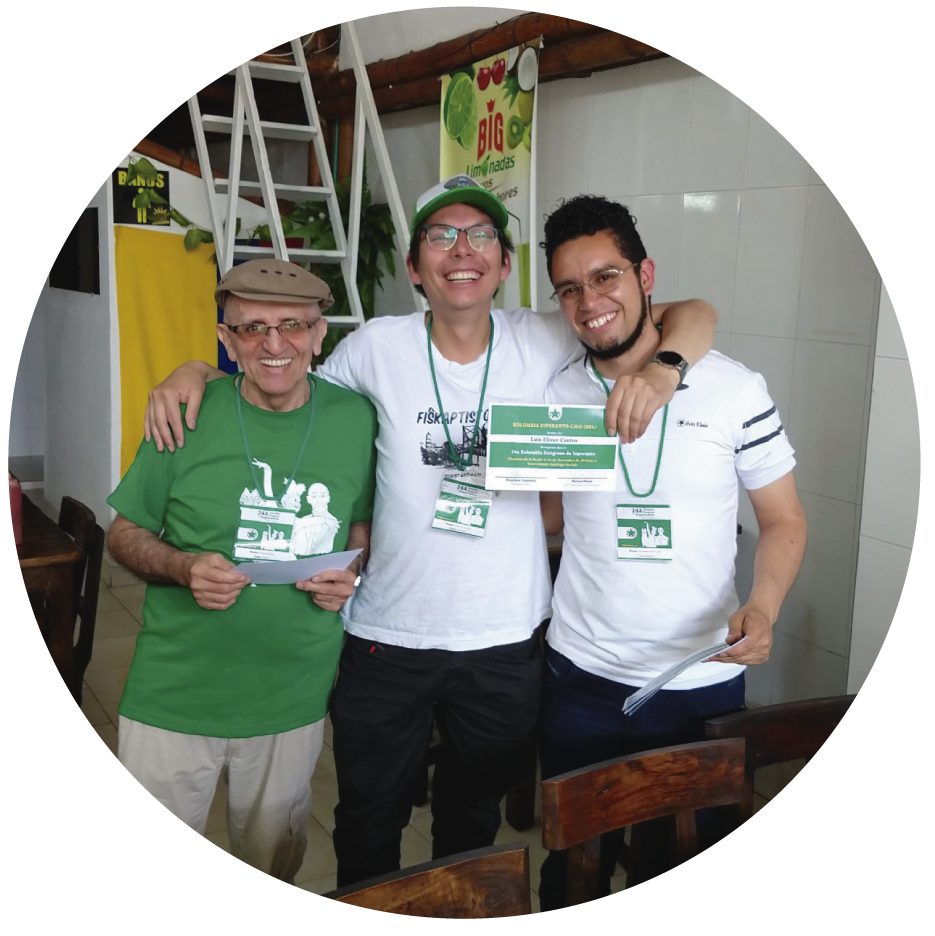 Curso de Esperanto en Ibagué 3